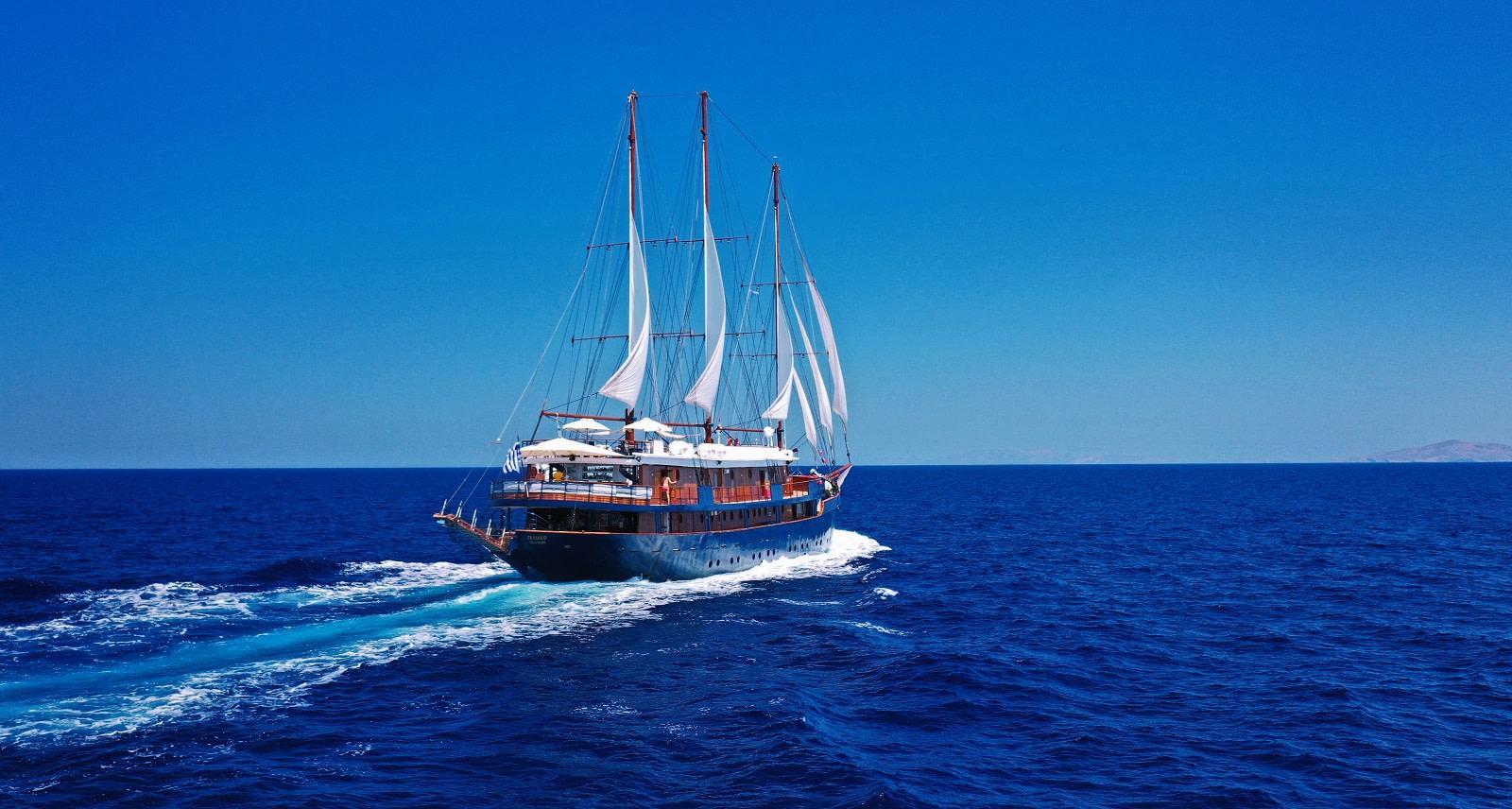 Veler Galileo, Variety cruises