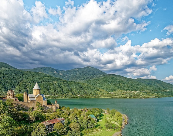 Geòrgia, el cor del Caucas