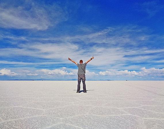 Deserts de sal