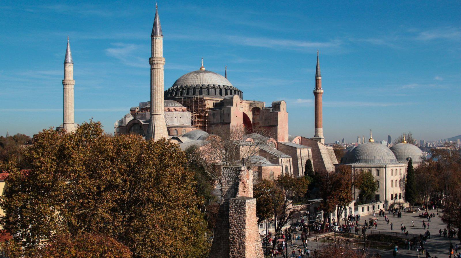 Istanbul Sophia