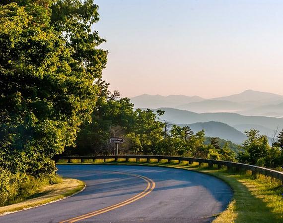 La Blue Ridge Parkway