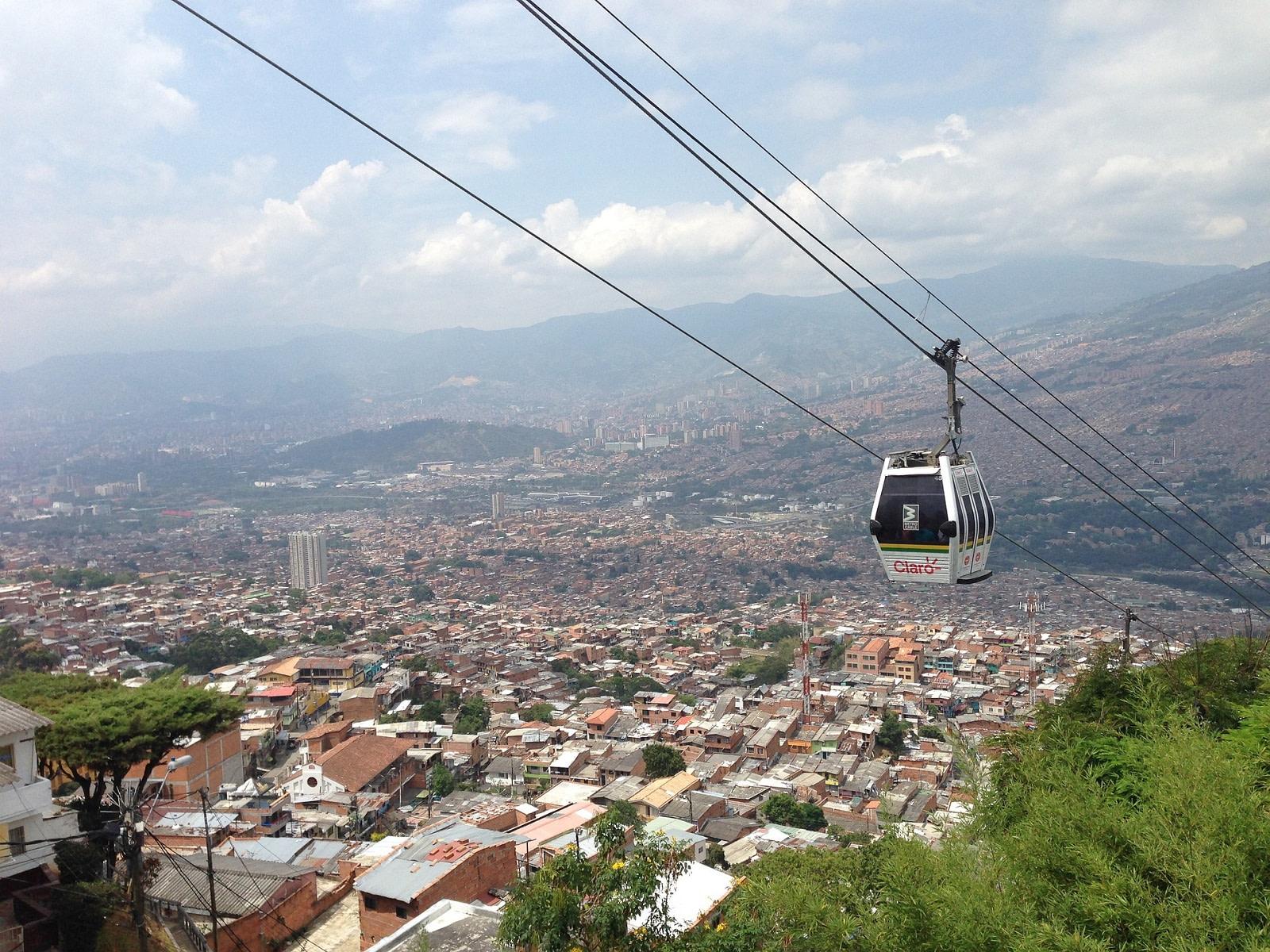 la paz bolivia telefèric