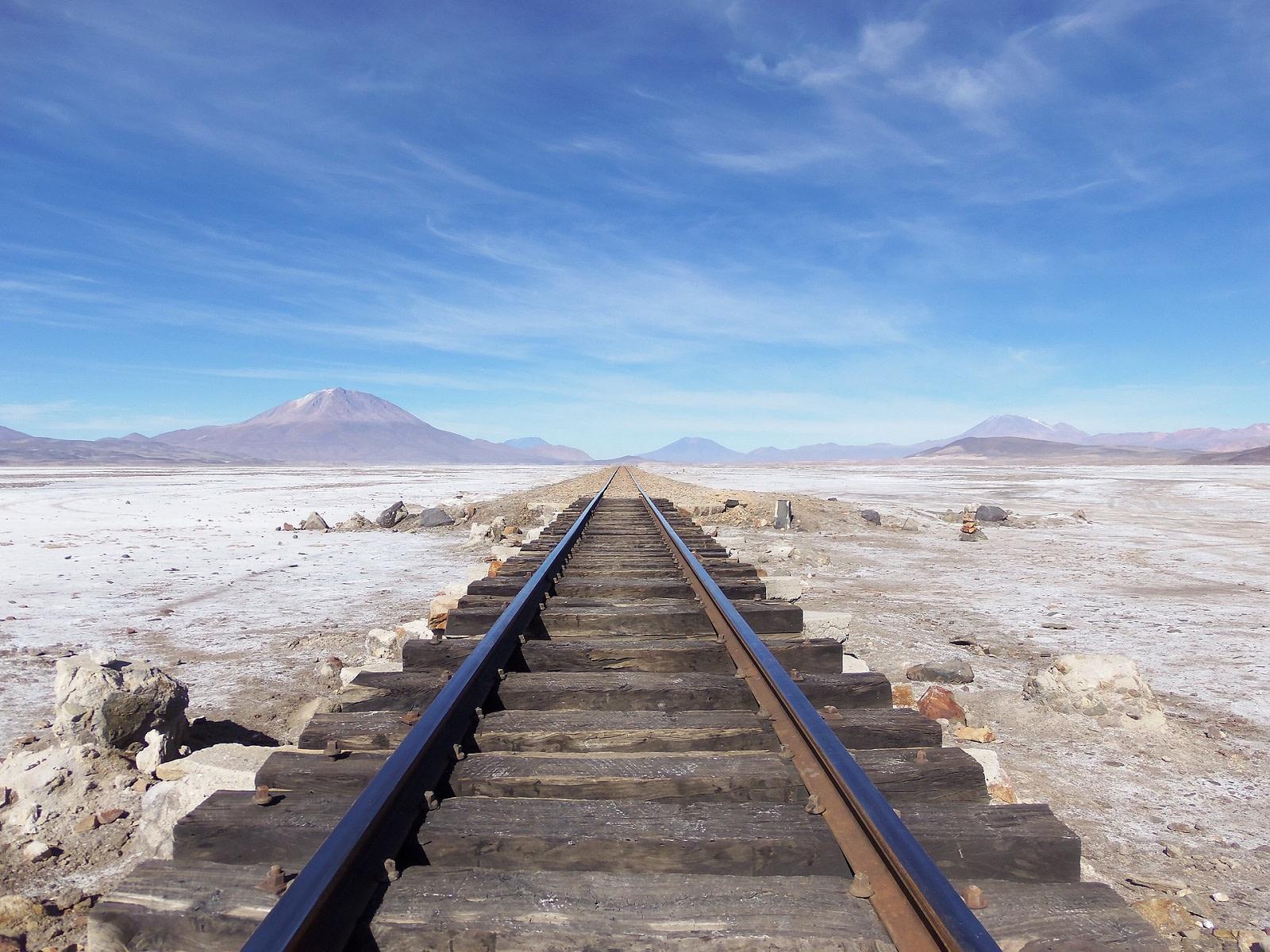 railroad uyuni