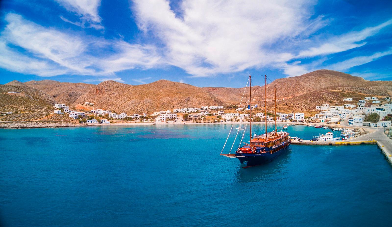 Illes Cíclades variety cruises