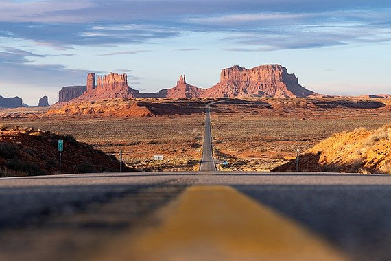 Gran Tour de l'oest dels Estats Units