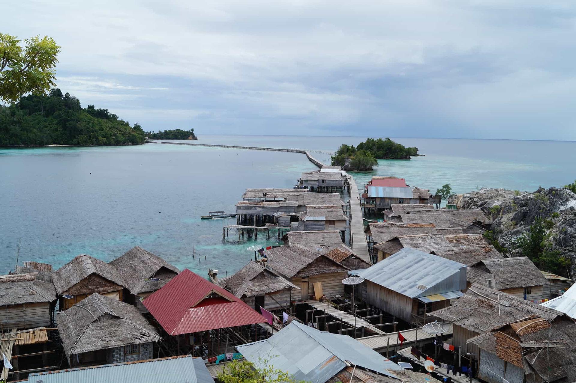 Togean Islands - Niek van Son, Creative Commons BY 2.0