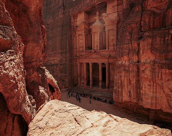 Terra Santa, Jordània & Egipte